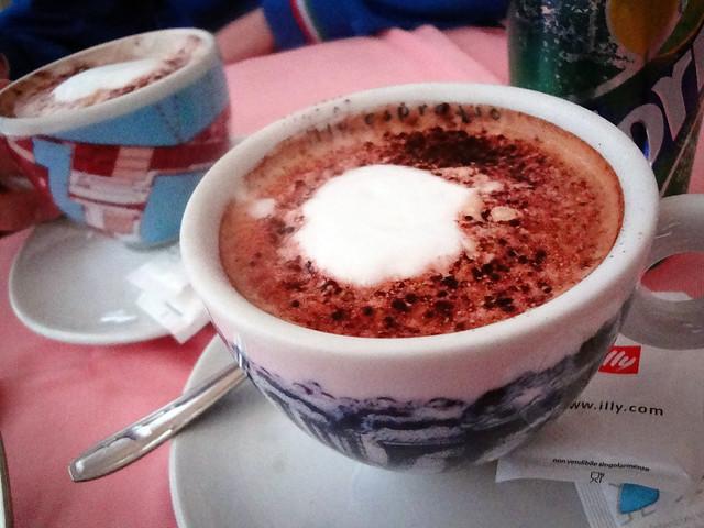 due cappuccini.