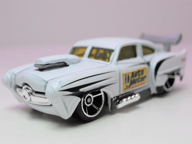 hot wheels jaded white  (3)