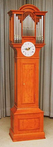 Big Flute-Grandfather-Clock with 26 tones NFL26_00