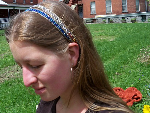 ribband headband