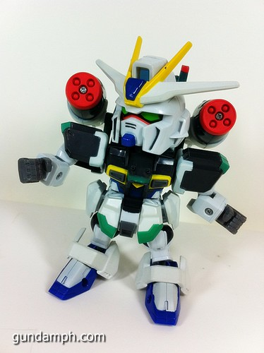 Gundam DformationS Blast Impulse Figure Review (12)