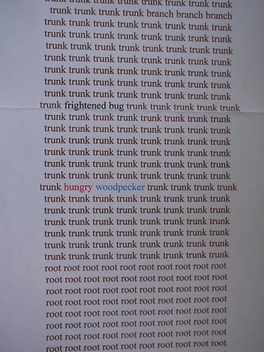 """""""Tree"""" - detail"""