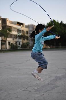 【Video】跳繩(6.6~6.7ys)