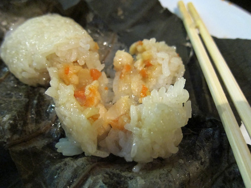 King Prawn & Scallop Sticky Rice
