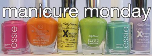 Manicure Monday Header