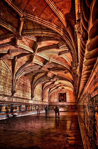 Mosteiro dos Jerónimos - Lisboa by rui.silva