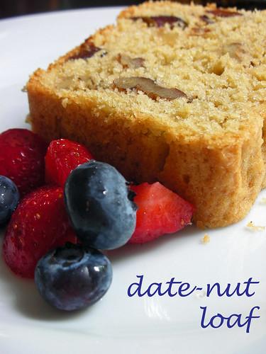 date-nut loaf