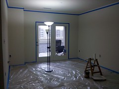 Before studio paint