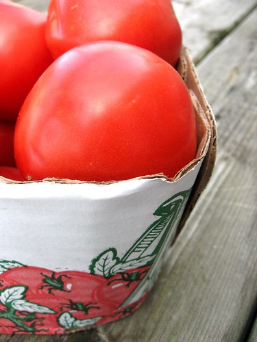 The Last Field Tomatos of the Season