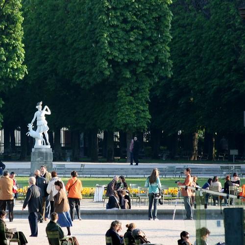 Quiet Days in Paris ~ MjYj by MjYj