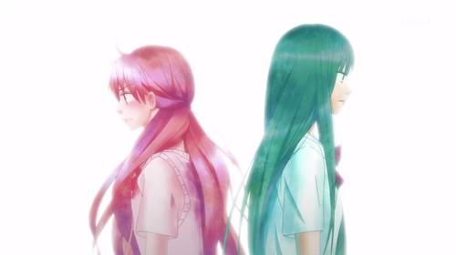 8. I'm glad my rival was you Sawako.