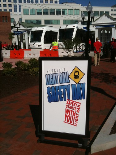 Light Rail Safety starts with YOU!