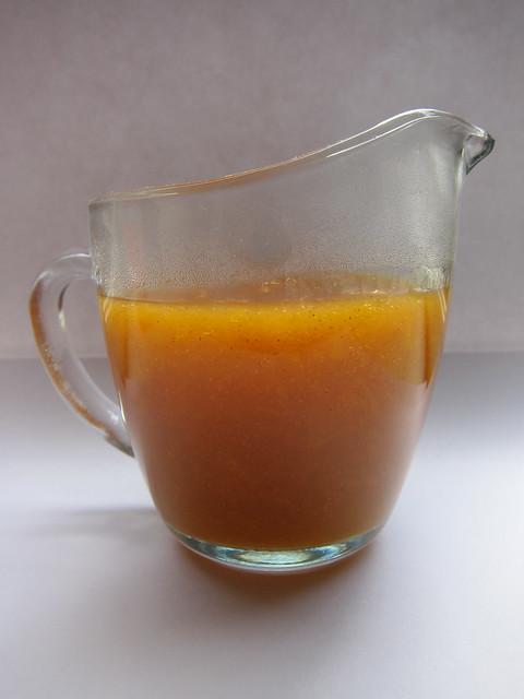 Mandarin Orange Pancake Syrup