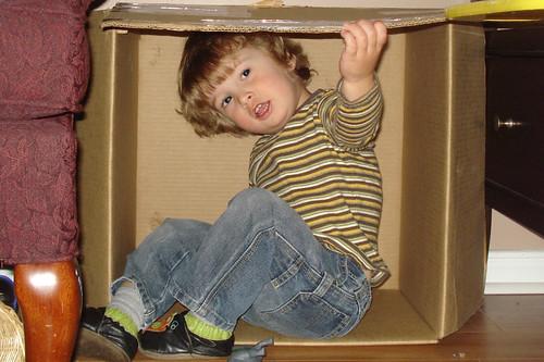 Zach in the Box