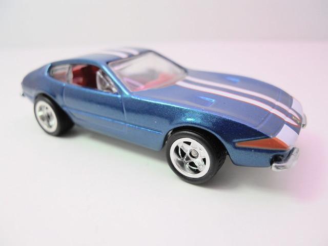 hot wheels garage ferrari 365 GTB4 daytona (2)