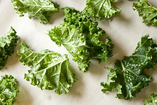 kale bits