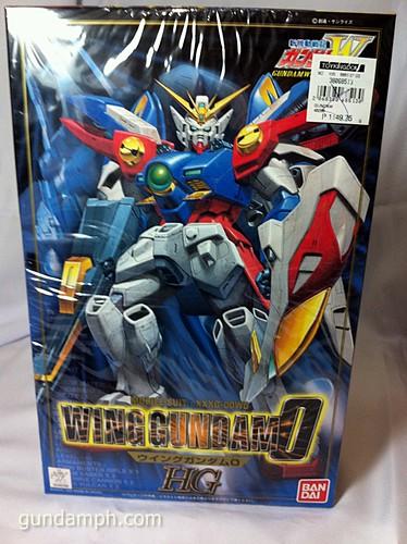 1/100 HG Wing Zero