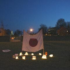A Vigil for Japan