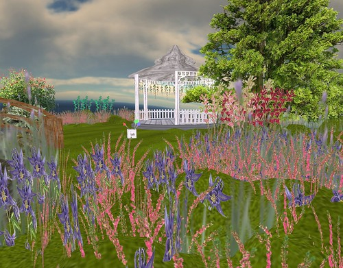 Two Moon Studios PEACEFUL PASSIONS - COMPLETE GARDEN IN A BOX