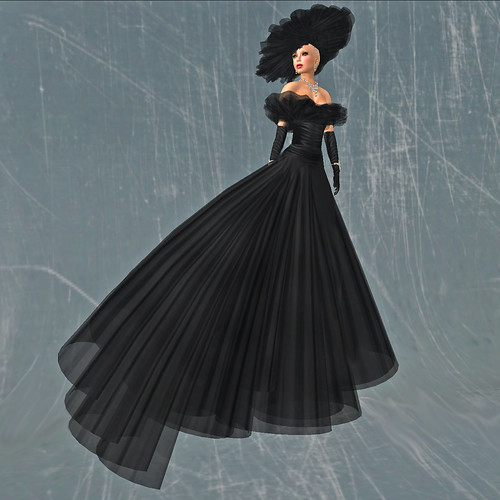 Sascha Zephra -  Full Ball Gown Variation