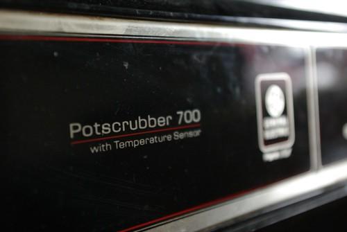 Potscrubber 700