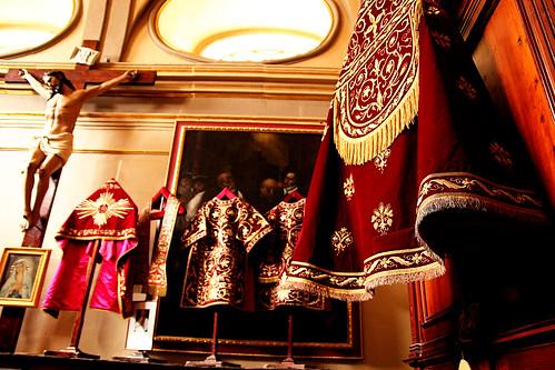 Processional-capes-vestry-St-Publius