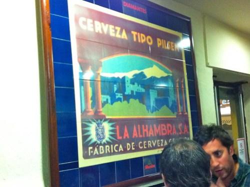 Granada Bar Los Diamantes May 2011- - 3