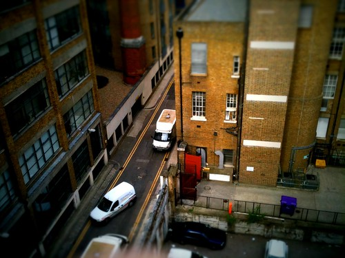 Tilt-Shift : East London