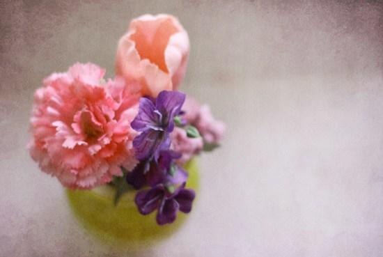 vintage blossoms