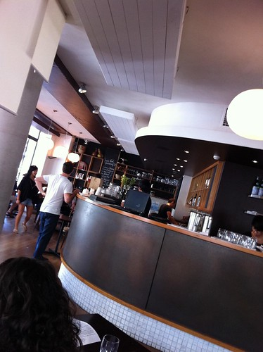 espresso bar - bird cow fish, surry hills