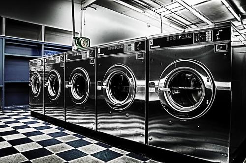 Laundromat by MatthewOsbornePhotography