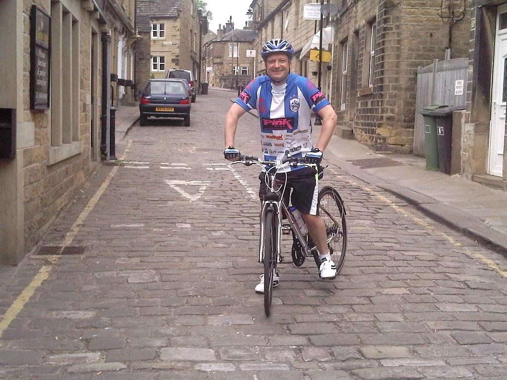 Huddersfield to Brighton Cycle Ride