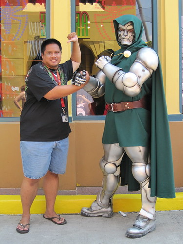 Marvel Super Hero Island:  Dr. Doom