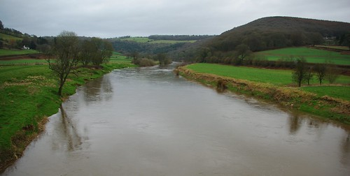 20110227-01_River Wye from Bigsweir Bridge by gary.hadden