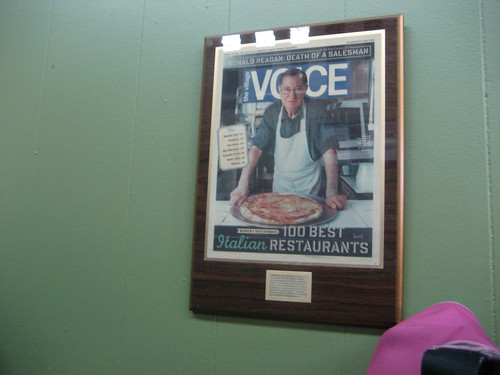 Di Fara in Village Voice