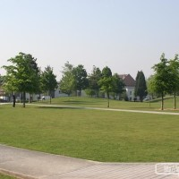 Quelques vues du Parc du Nouveau Monde co-conçu par les habitants