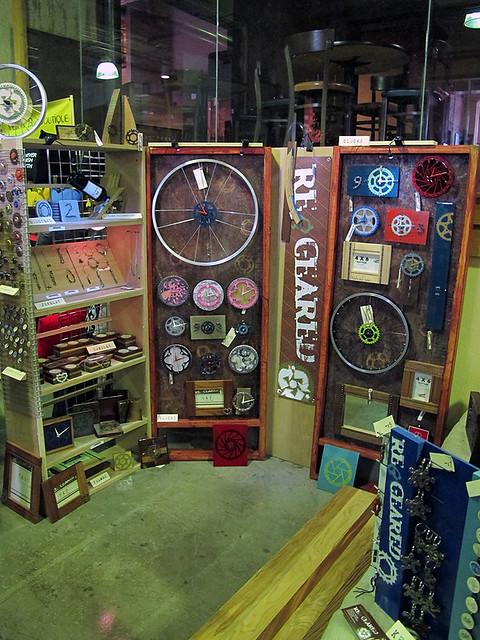 Re-Geared Shop