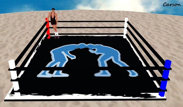 Evaki - Wrestling Ring
