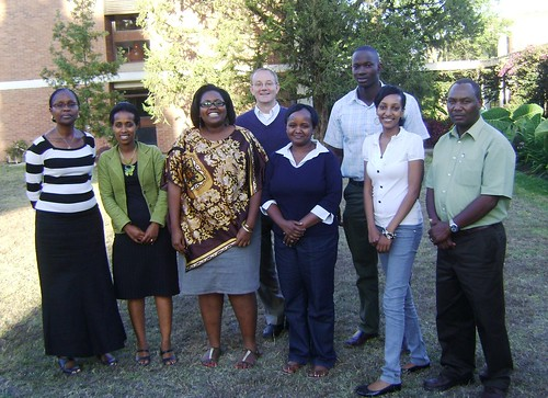 Social media training at ILRI Addis