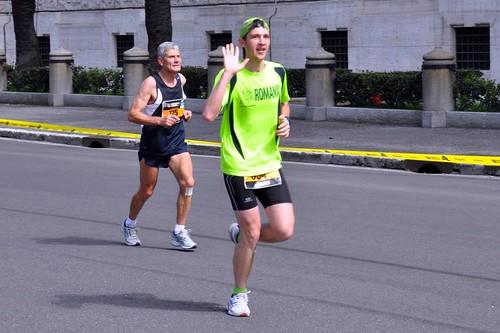 Rome Marathon 2011