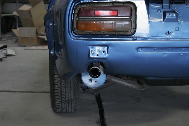 240Z Restoration