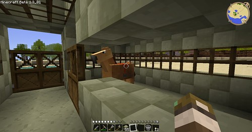 Minecraft - Stable Inside 2