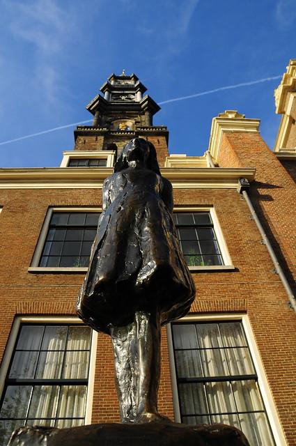 Anna Frank y Westerkerk