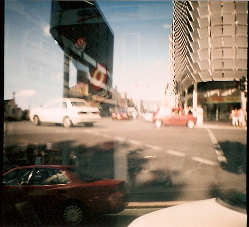 rundle street multi exposure