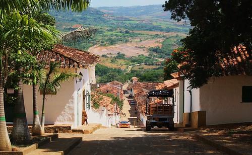 Colonial Streets of Barichara