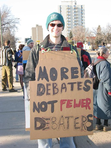 More Debates, Not Fewer Debaters