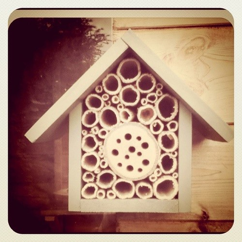 Bug Hotel by Crafty Garden Hoe