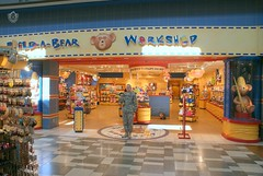 Day 103 - Visiting Build-A-Bear Store - Store ...