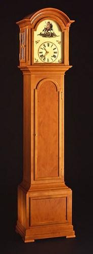 Tiny Flute-Grandfather-Clock with 17 tones NFL17_00