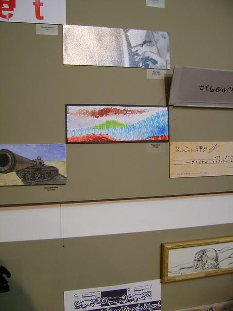 Foto da Expo Arte em Xeque